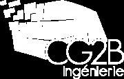 CG2B – Cabinet de Maîtrise d'Oeuvre Logo
